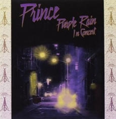 Prince - Purple Rain In Concert