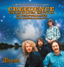 Creedence Clearwater Revival - In Performance -The Albert Hall '70
