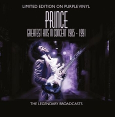 Prince - Greatest Hits In Concert 1985-1991