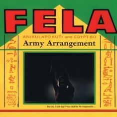 Kuti fela - Army Arrangement