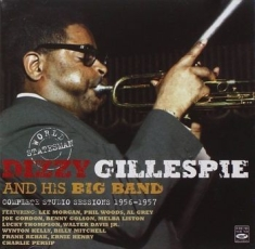 Gillespie Dizzy - Big Band Complete Studio Sessions