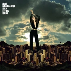 Noel Gallagher's High Flying Birds - Blue Moon Rising (Gold Vinyl)