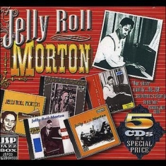 Morton Jelly Roll - Jelly Roll Morton (1926-1930)