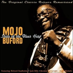 Buford Mojo - State Of The Blues Harp
