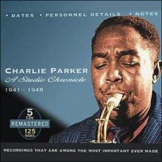 Parker Charlie - A Studio Chronicle 1940-1948