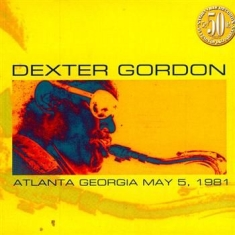 GORDON DEXTER - Atlanta Georgia May 5, 1981
