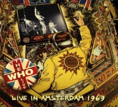 Who - Live In Amsterdam 1969