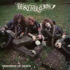 Destruction - Sentence Of Death  (Us Cover/Poster