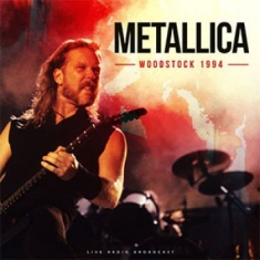 Metallica - Best Of Woodstock 1994