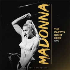 Madonna - Best Of The Party's Right Here 1990