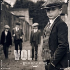 Volbeat - Rewind Replay Rebound (2Lp)