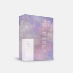 BTS - World Tour Love Yourself New York (2DVD)