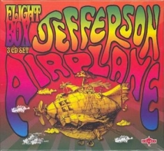 Jefferson Airplane - Flight Box