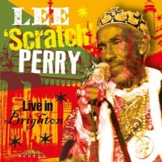 Lee Perry - Live In Brighton (Cd + Dvd)