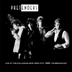 Pretenders - Live At The Palladium Nyc May 3Rd 1