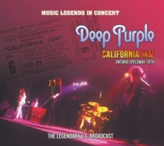 Deep Purple - California Jam