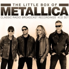 Metallica - Box Of Metallica The (4 Cd Live Bro