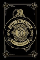 Boyfriend - Boyfriend in Wonderland (4th Mini Album)