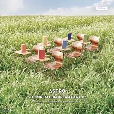 Astro - Dream Part.02 (5th Mini Album) Wind Version