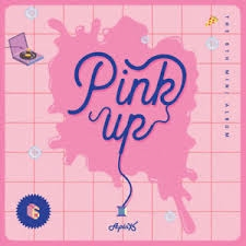 A PINK - Pink Up (6th Mini Album) (A Version) i gruppen ÖVRIGT / kunderk-pop hos Bengans Skivbutik AB (3732451)