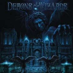 Demons & Wizards - Iii -Gatefold/Etched-