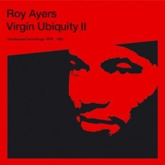 Roy Ayers - Virgin Ubiquity Ii - Unreleased Rec