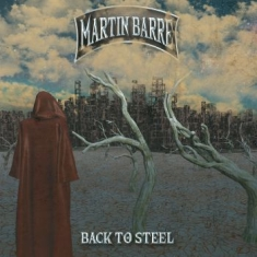 Barre Martin - Back To Steel