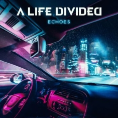 A Life Divided - Echoes (Vinyl Gatefold Clear Purple