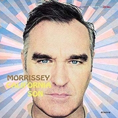 Morrissey - California Son Blue Vinyl