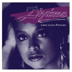 Dhaima - Love Lives Forever (Transparent Pur