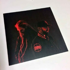 Promoe & Don Martin - Public Enemy (Red Vinyl)