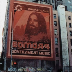Promoe - Government Music (CD)