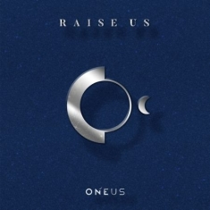 Oneus - Raise Us (Dawn Version) (2nd Mini Album)