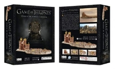 Game of Thrones - King's landing puzzle