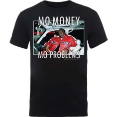 Biggie - BIGGIE SMALLS UNISEX TEE: MO MONEY