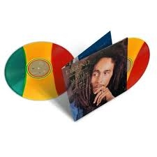 Marley Bob & The Wailers - Legend 2LP TRI Color edition