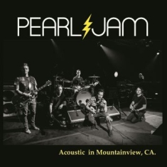 Pearl Jam - Acoustic In Mountain View Ca Fm Bro