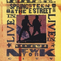 Springsteen Bruce & The E Street Ba - Live In New York City
