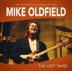 Oldfield Mike - Lost Tapes