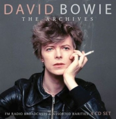 Bowie David - Archives The (4 Cd Live Broadcasts)