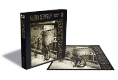 Guns N' Roses - Chinese Democracy Puzzle