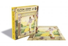 John Elton - Goodbye Yellow Brick Road Puzzle