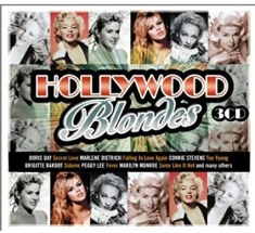 Various artists - Hollywood Blondes