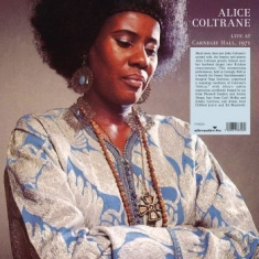 Coltrane alice - 'africa' Live At The Carnegie Hall