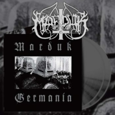 Marduk - Live In Germania (2 Lp Silver Vinyl