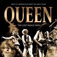 Queen - Lost Radio Tapes