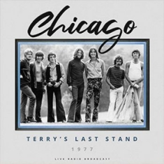 Chicago - Terry's Last Stand 1977 Live