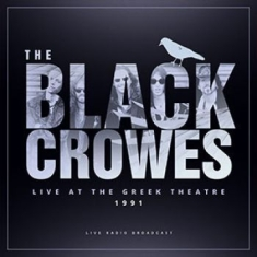 Black Crowes - Live At Greek Theatre 1991