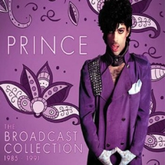 Prince - The Broadcast Collection 1985-1991