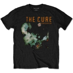 Cure - THE CURE UNISEX TEE: DISINTEGRATION